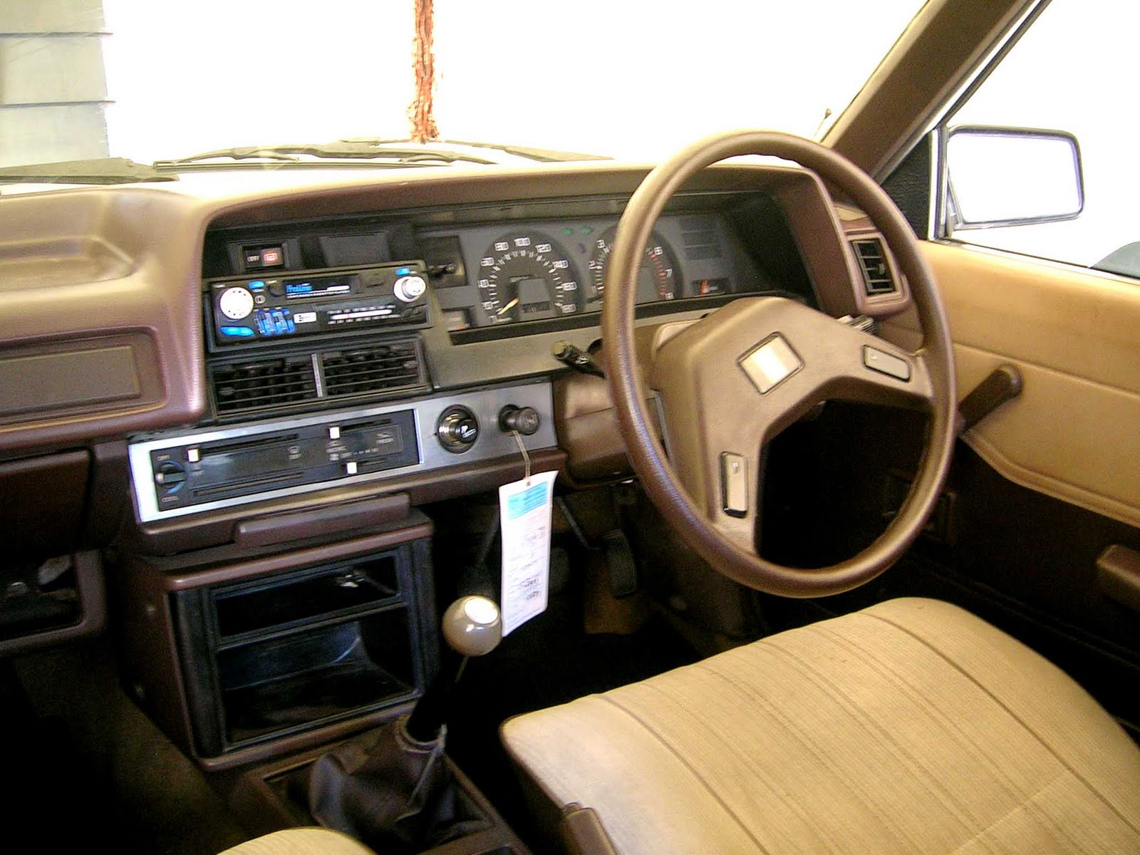Aas Motor Corp  Corolla Dx Thn 83 All Original  Sold Out