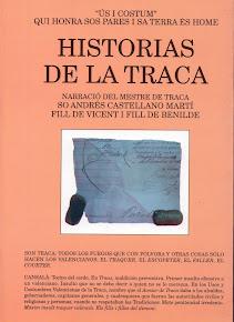 LIBRO HISTORIAS DE LA TRACA