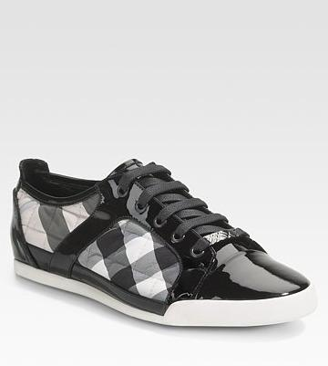 2010 Burberry Sneakers