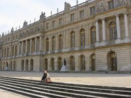 Una de las tantas vistas de Versalles