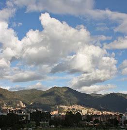 Porque las nubes parecen algodón...
