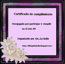 """MI"" CERTIFICADO DE CUMPLIMIENTO DEL RETO AMISTOSO N 8"