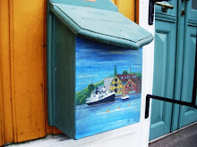 Norwegian letter box!!