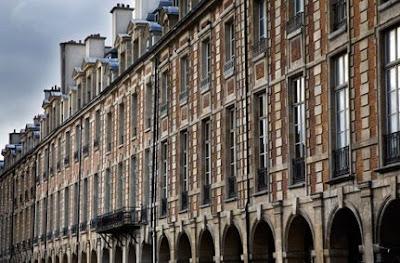 arquitectura rue Rivoli Paris