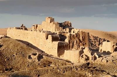 Gorfas de Nalut en Libia