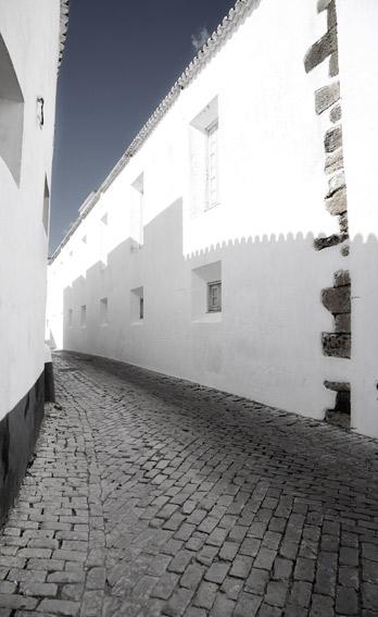 pueblo de Portugal. Faro