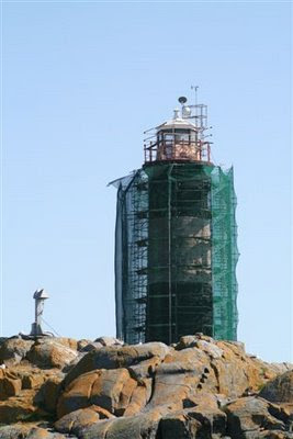 Lighthouse in leaky condo repairs
