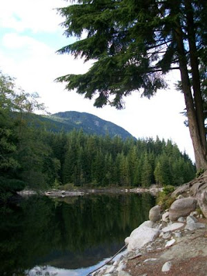 Rice Lake, North Vancouver BC