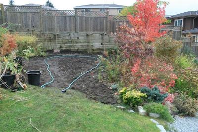 Garden path planning