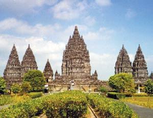 Prambanan, Candi Hindu Tercantik di Dunia