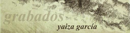 Yaiza García -Grabados