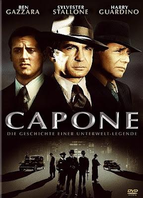 Capa do Filme Capone