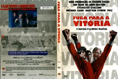 Capa do Filme Fuga para a Vitória