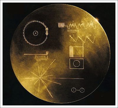golden record nasa space