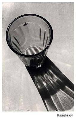 Cliquez pour agrandir l'image du verre et de la mouche