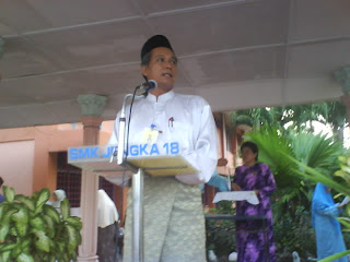 LAPORAN MSSM MARAN