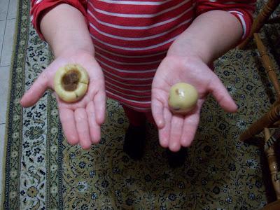 Helval� kurabiye tarifi (resimli)