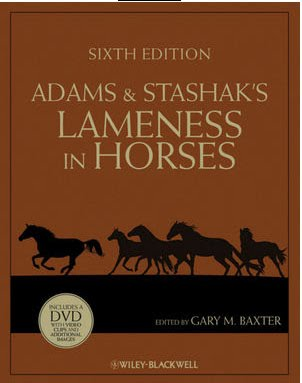 LAMENESS LOCATOR: Adam and Stashak's Lameness in Horses