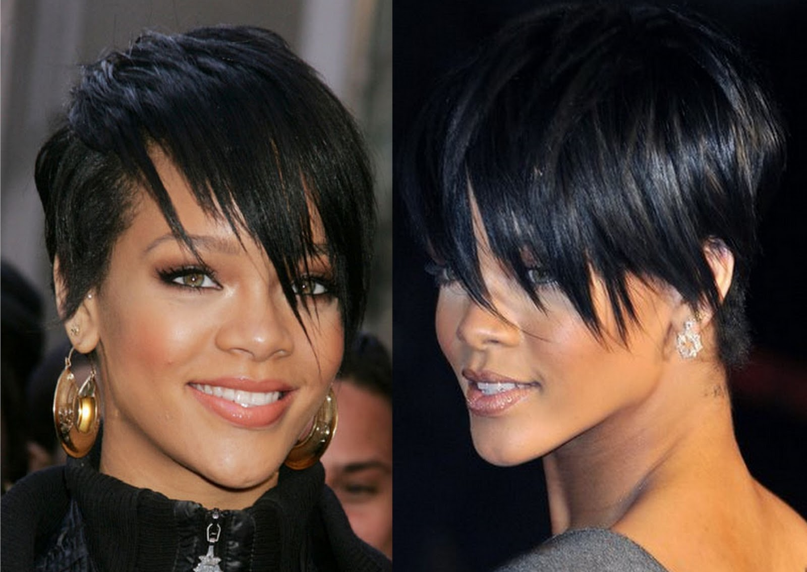 Fabulous Rihanna Pixie Cut Hairstyles 1600 x 1134 · 169 kB · jpeg