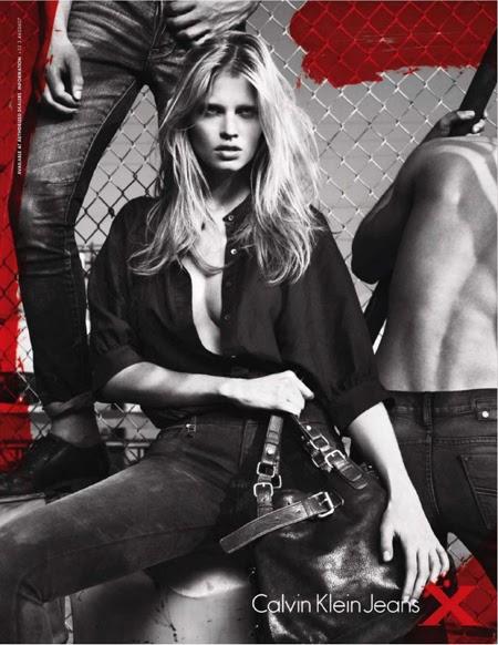ed fadiel fall 20102011 calvin klein jeans ad