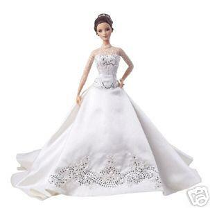 Barbie barbies con vestidos de novias - Barbie mariee ...