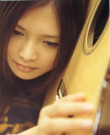 yui yoshioka japansese actress singer blogger sumedang