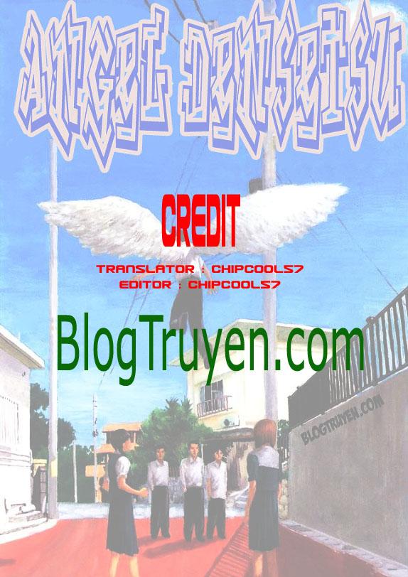 Angel Densetsu chap 58 - Trang 1