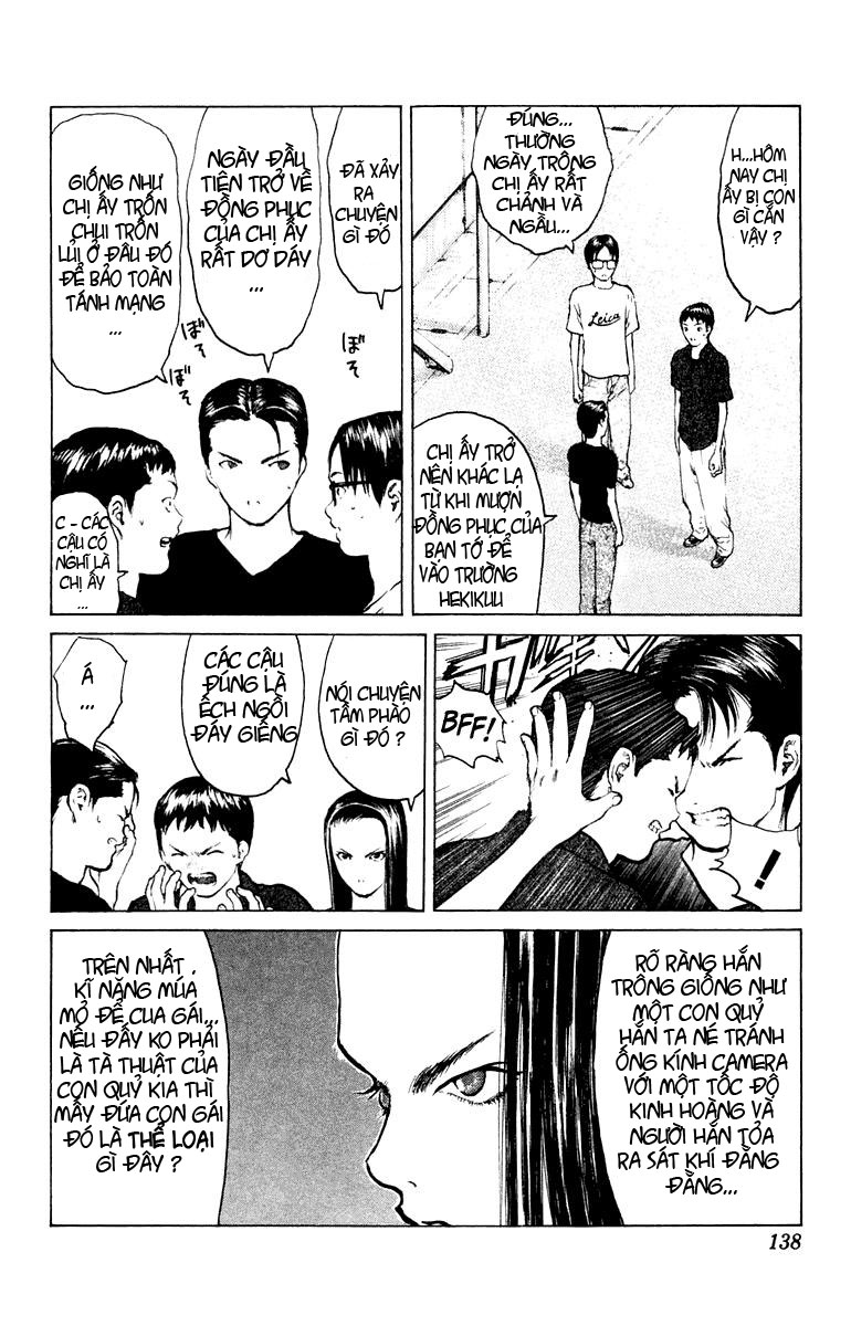 Angel Densetsu chap 58 - Trang 5
