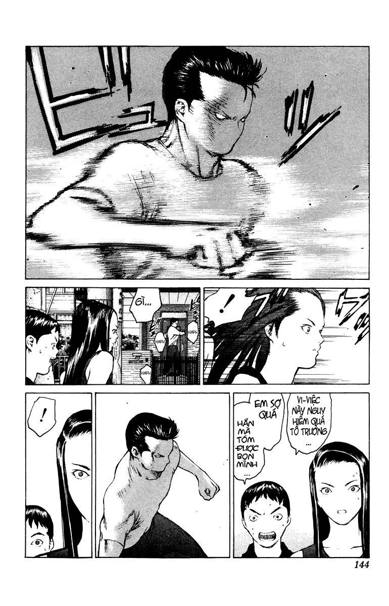 Angel Densetsu chap 58 - Trang 11