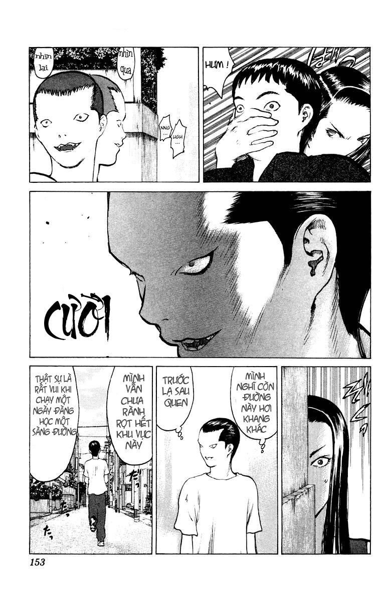 Angel Densetsu chap 58 - Trang 20