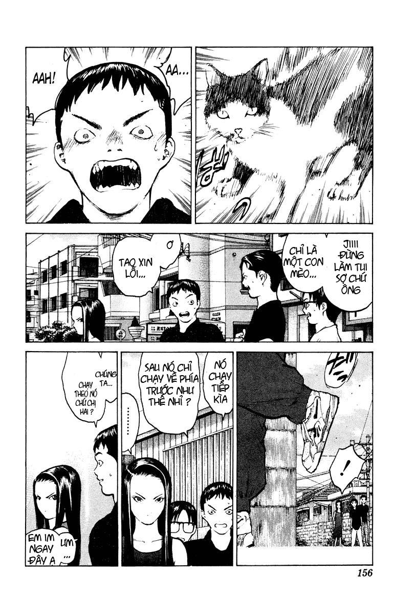 Angel Densetsu chap 58 - Trang 23