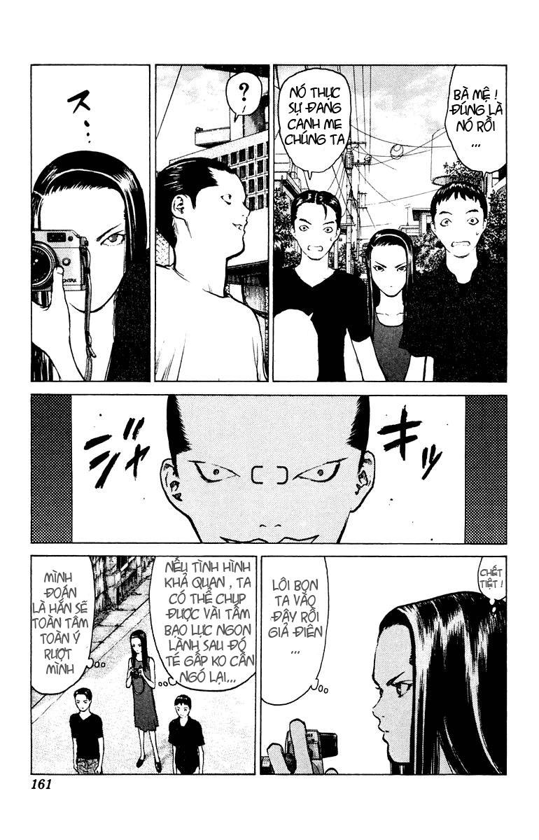 Angel Densetsu chap 58 - Trang 28