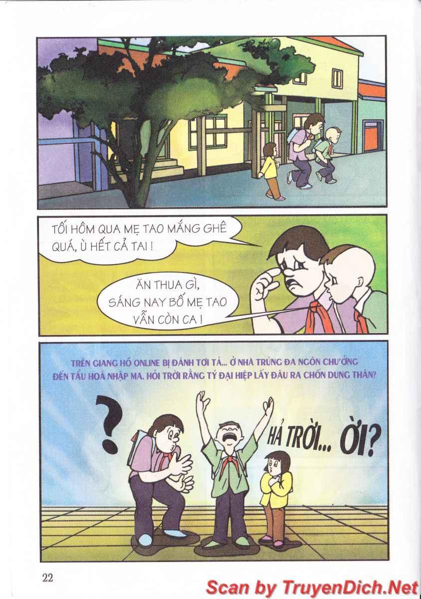 Tý Quậy Tập 6.1 trang 20