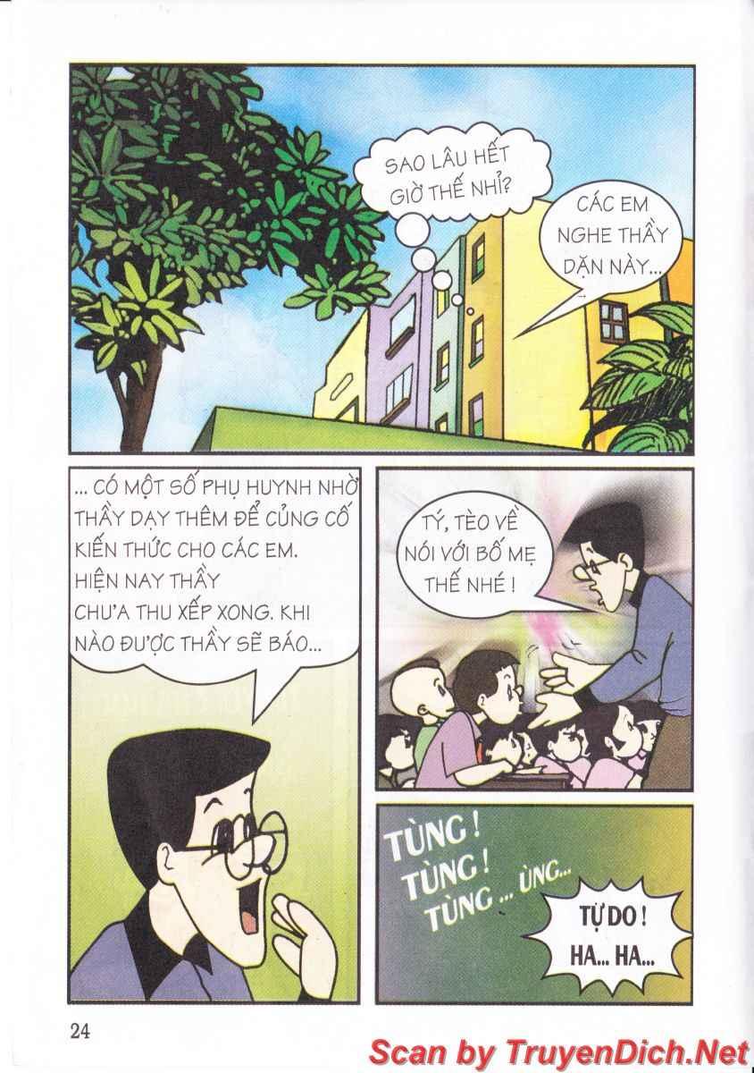 Tý Quậy Tập 6.1 trang 22