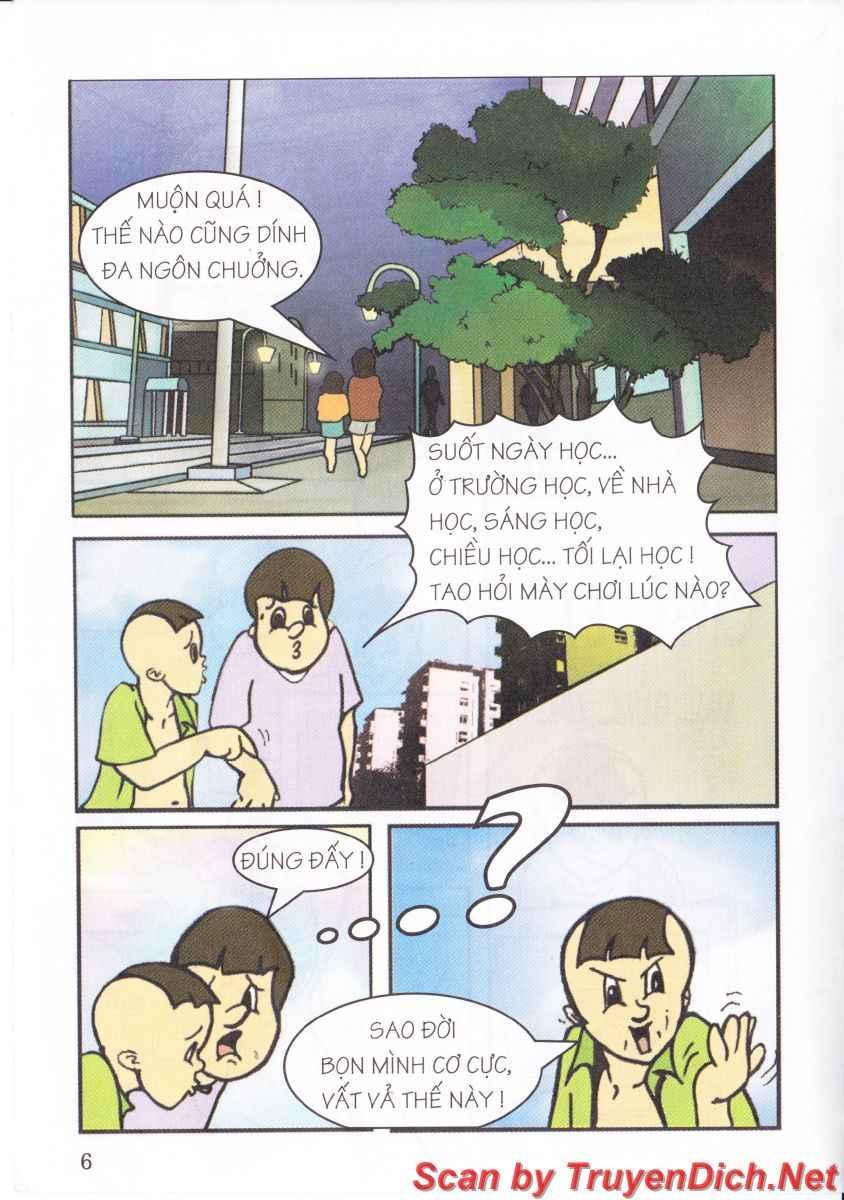 Tý Quậy Tập 6.1 trang 4