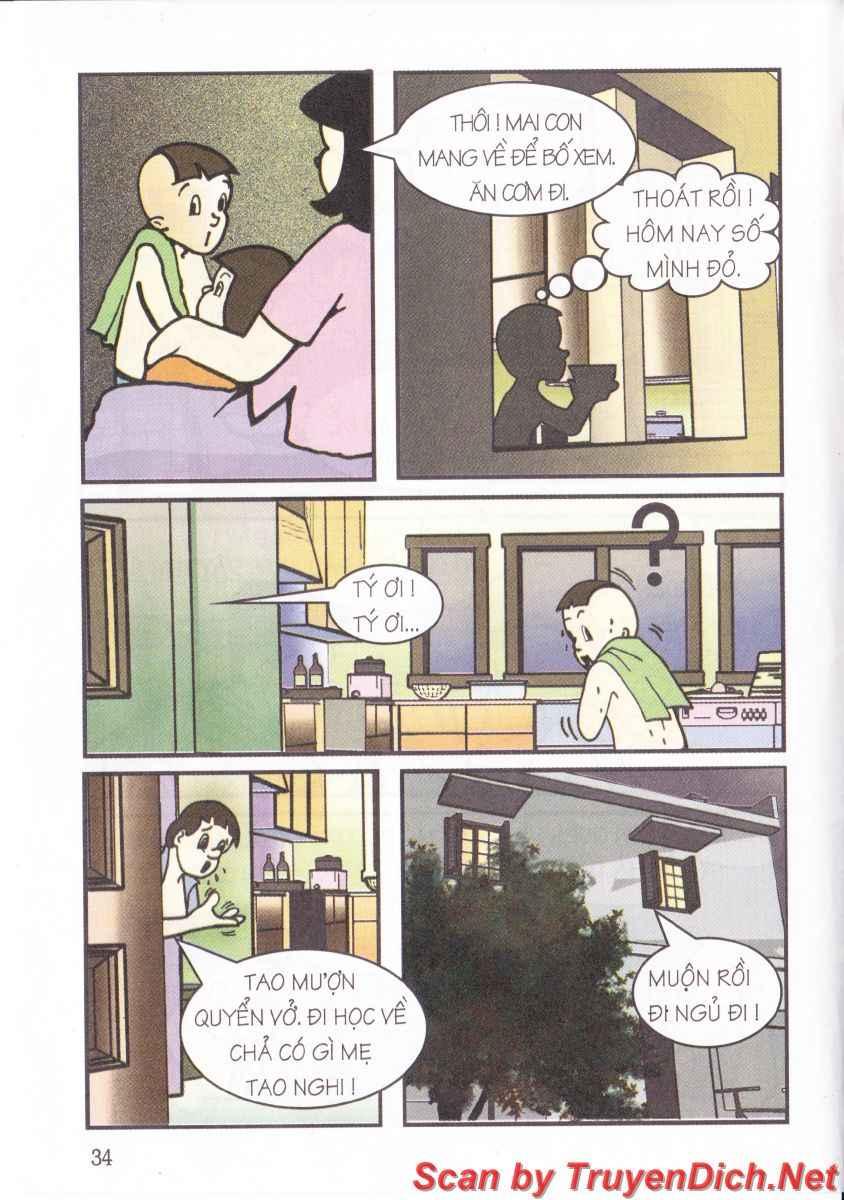 Tý Quậy Tập 6.1 trang 32