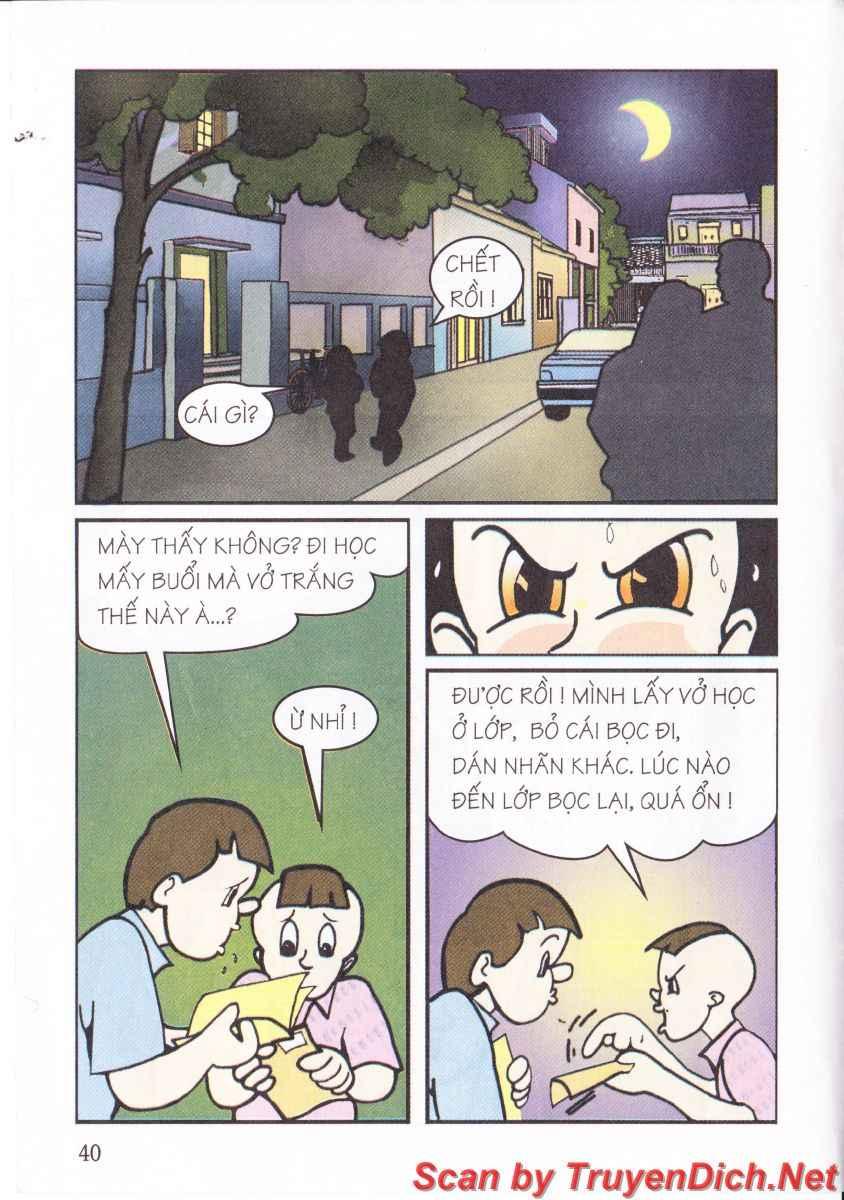 Tý Quậy Tập 6.1 trang 38