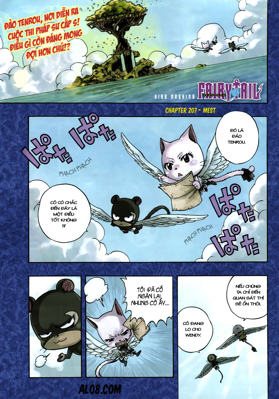 Fairy Tail chap 207 page 1 - IZTruyenTranh.com