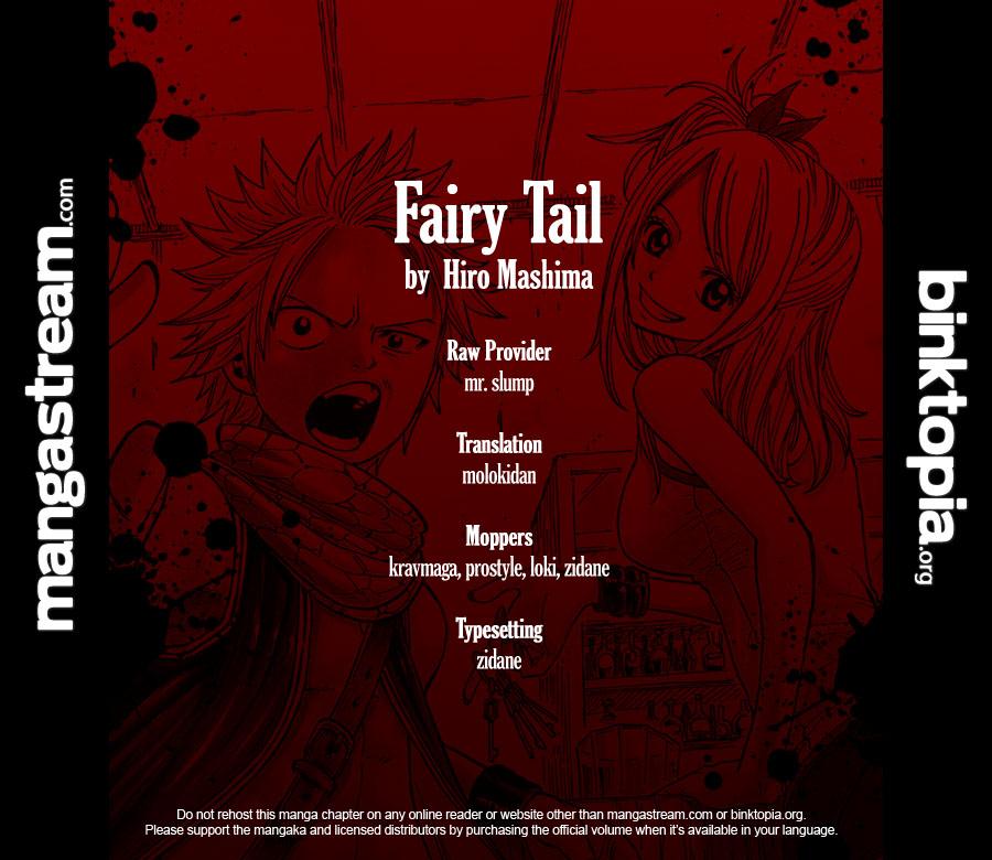 Fairy Tail chap 209 page 18 - IZTruyenTranh.com