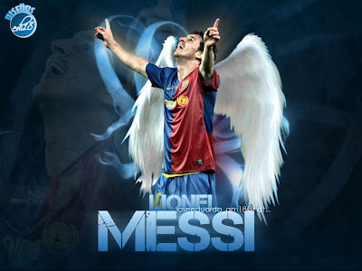 lionel messi 2009 wallpapers.