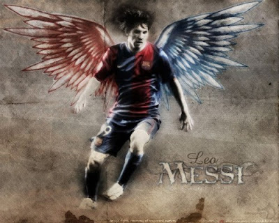 Messi Wallpaper 2