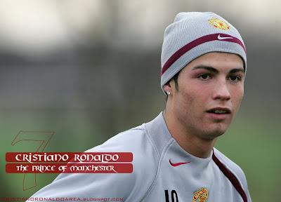 Cristiano Ronaldo Wallpaper 1