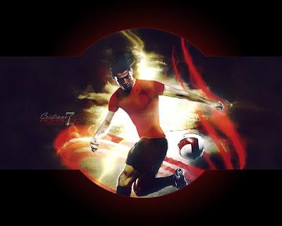Cristiano Ronaldo Wallpaper 10