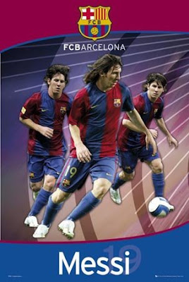 lionel messi posters 2