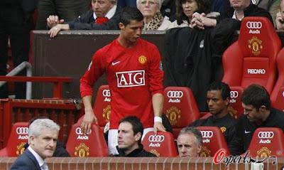 cristiano ronaldo manchester united 3