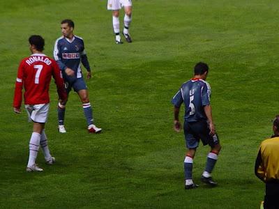 cristiano ronaldo manchester united 4
