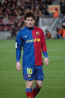Messi Barcelona 2
