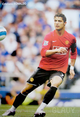 Cristiano Ronaldo Manchester United Transfer to Real Madrid 3