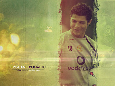 Cristiano Ronaldo-Ronaldo-CR7-Manchester United-Portugal-Transfer to Real Madrid-Wallpaper 3