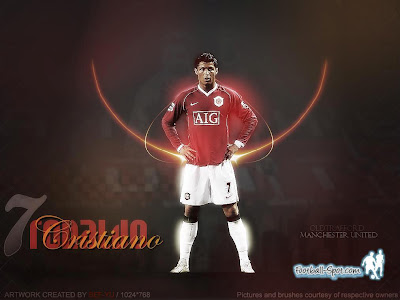 Cristiano Ronaldo Real Madrid - Wallpapaers 10